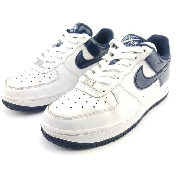 the best attitude 22d00 3e28c NIKE Air Force 1 GS White Obsidian 5Y. M 5b7380bb0cb5aae468d6dc17